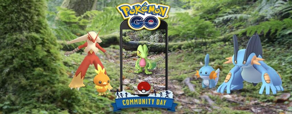 Pokémon GO: Durch Community Days werden diese Starter zu Top-Angreifern