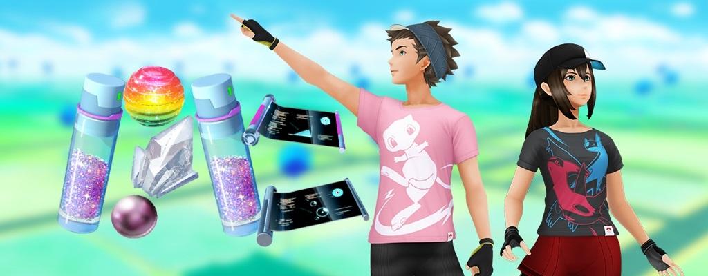 Freut euch über neue Belohnungen im PvP-Modus von Pokémon GO
