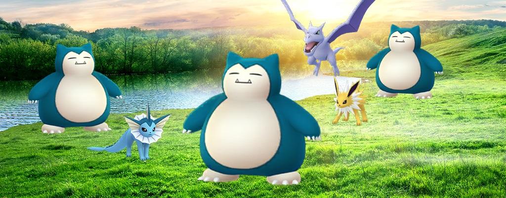 Upps! Pokémon GO ließ Relaxo in Nestern spawnen – Spieler räumten ab