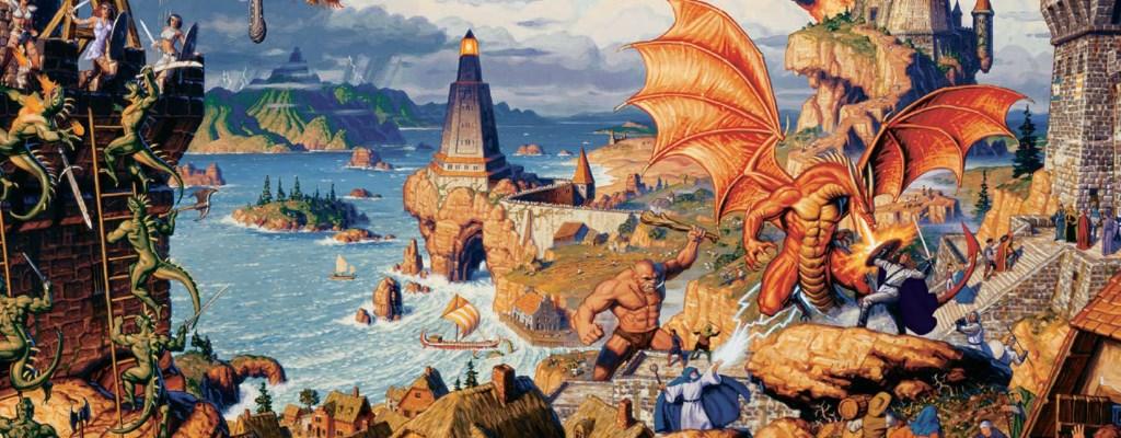 Was war eigentlich das erste MMORPG?