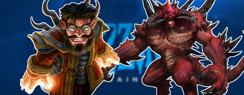Ein Video zeigt WoW und Diablo, aber in Warcraft 3