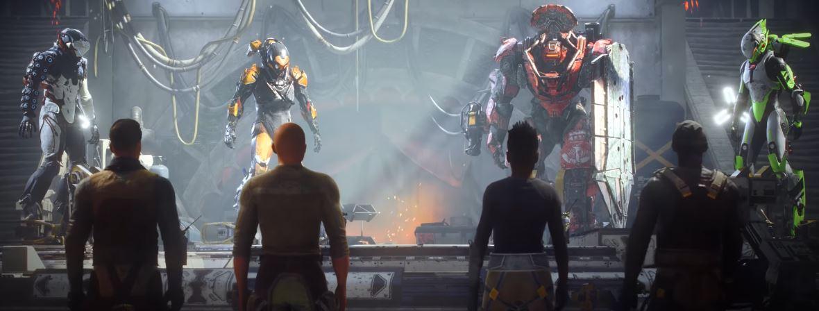 Spieler haben Angst, Anthem killt ihre PS4, und wollen Hilfe von Sony