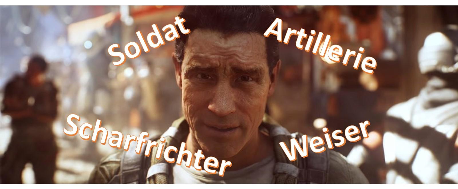 Alles zu Medaillen in Anthem: Soldat, Weiser, Artillerie, Scharfrichter