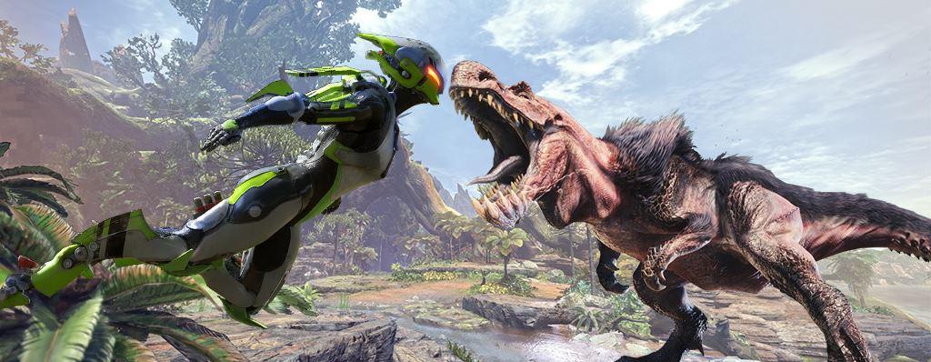 Darum sollten Fans von Monster Hunter World sich Anthem ansehen