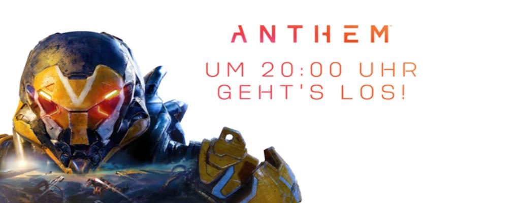 """""""Anthem Unlikely Allies"""" auf MAX: Weiter geht es mit voller Javelin-Power und dem Heider"""