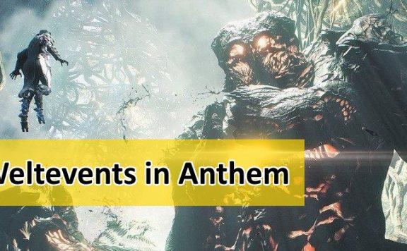 Anthem Weltevents Titel