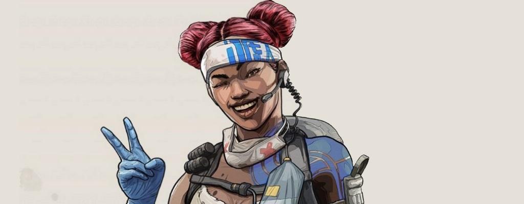 Lifeline: Die beliebteste Heldin von Apex Legends ist eine Heilerin