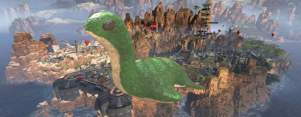 In Apex Legends könnt ihr das Monster von Loch Ness finden – So geht's