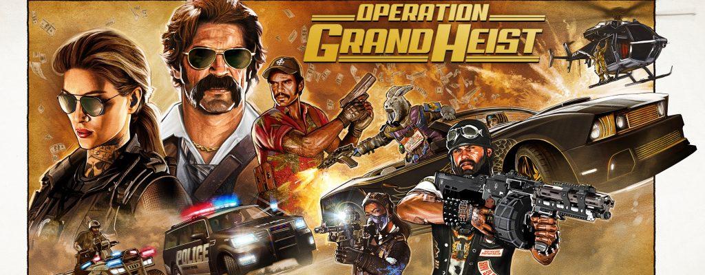Die neue Operation Grand Heist für Black Ops 4 kommt – Das steckt drin