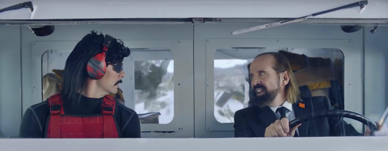Black Ops 4: Neuer Werbespot zeigt DrDisrespect, Brexit, Atomschlag