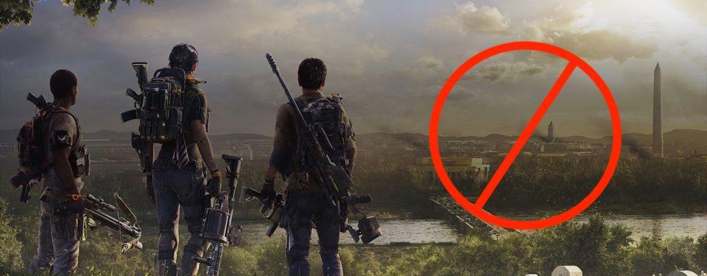Bei The Division 2 Beta regnet es Bans und keiner versteht warum