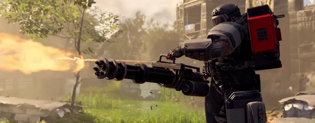 Agenten entdecken Waffe, die eher zu Terminator passt als zu The Division 2