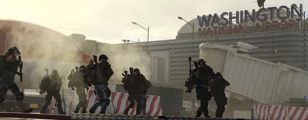 Neuer Leak zeigt, wie umfangreich der 1. Raid in The Division 2 sein wird