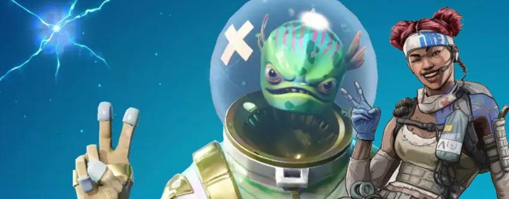 So erreicht Fortnite neuen Spielerzahlen-Rekord – trotz Apex Legends
