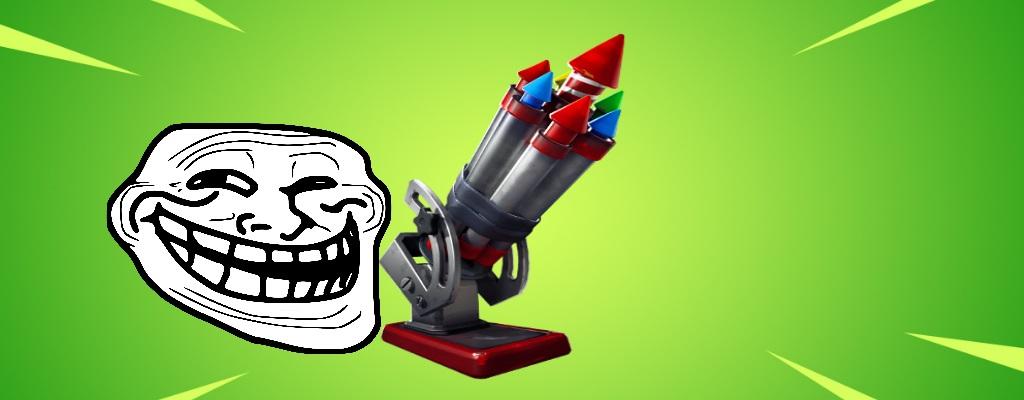 Fortnite-Spieler fürchten sich schon jetzt vor dieser neuen Waffe