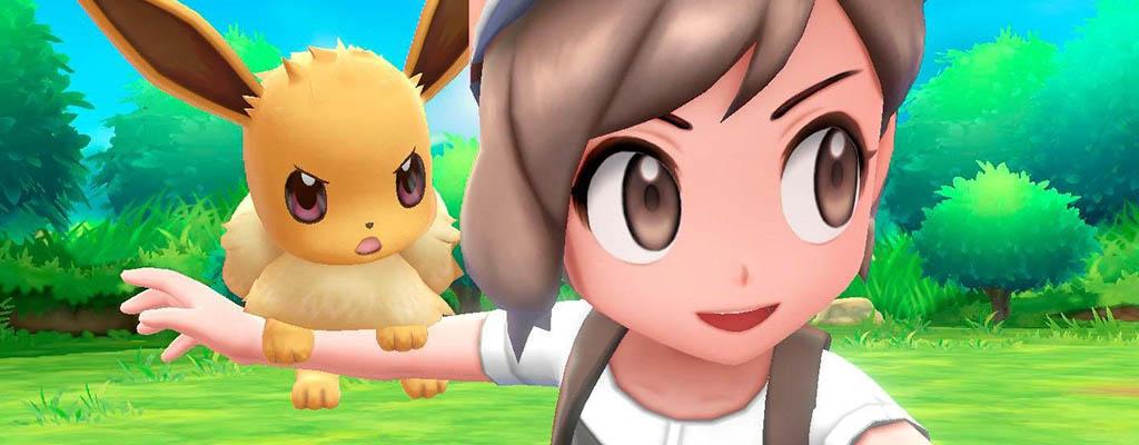 Pokémon Let's Go, Evoli für nur 30 Euro – Exklusiv für Prime-Mitglieder