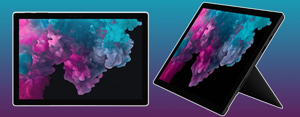 Microsoft Surface Pro 6 Convertible zum Bestpreis bei Saturn