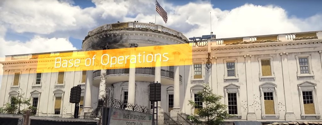 Deshalb ist die Operationsbasis in The Division 2 so wichtig