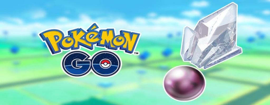 Pokémon GO: Am Community Day könnt ihr 10 Sinnoh-Steine bekommen