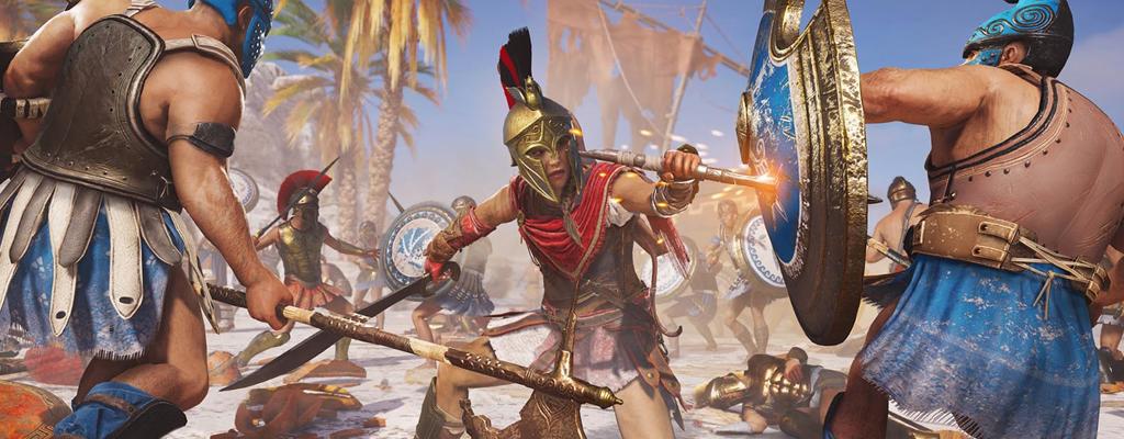 Gamesplanet: Assassin's Creed Odyssey für 26,99€ und PES19 stark reduziert