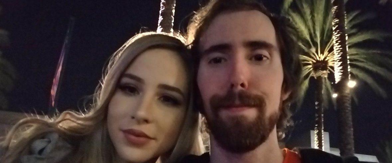 Ein WoW-Nerd und seine Freundin sind das Promi-Paar von Twitch