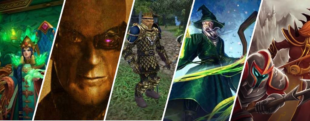 8 alte MMORPGs, die immer noch gespielt werden
