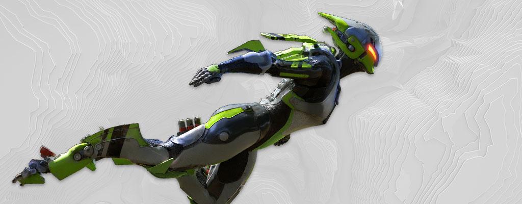 Mit diesem Endgame-Build kann sich der Interceptor in Anthem sogar heilen