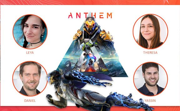 Anthem Stream MAX
