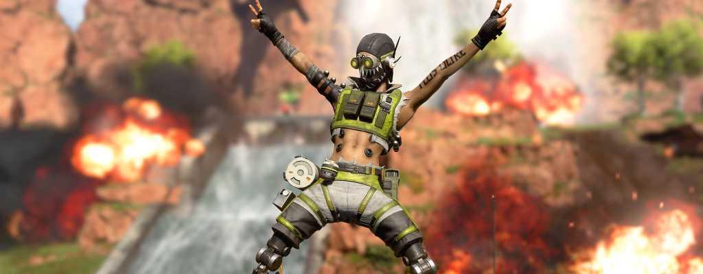 Darum fliegen in Apex Legends plötzlich überall Spieler durch die Luft