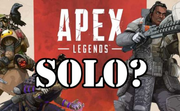 Apex Legends Solo titel