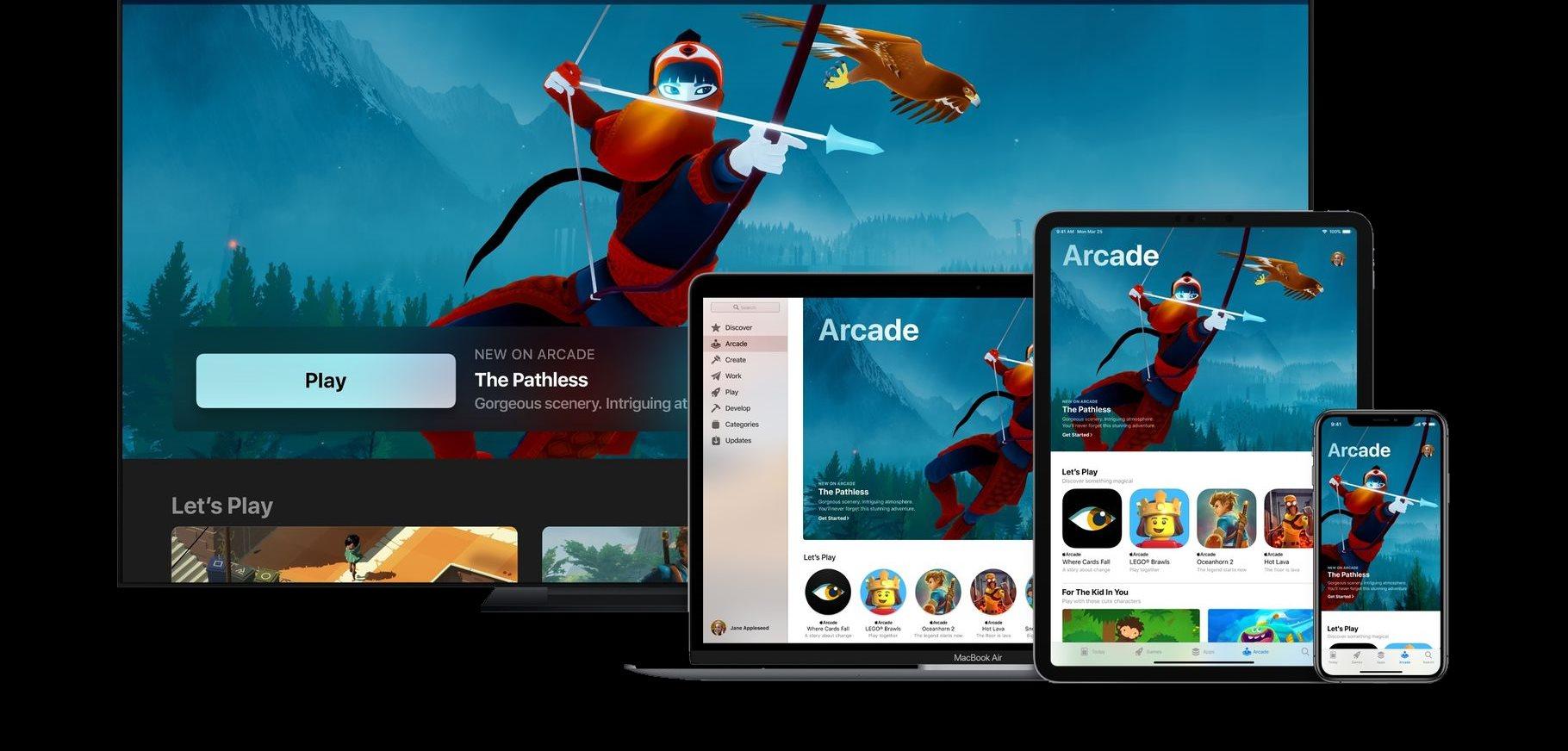 Apple kündigt mit Arcade ein neues Spiele-Abo an – mit einem entscheidenden Vorteil