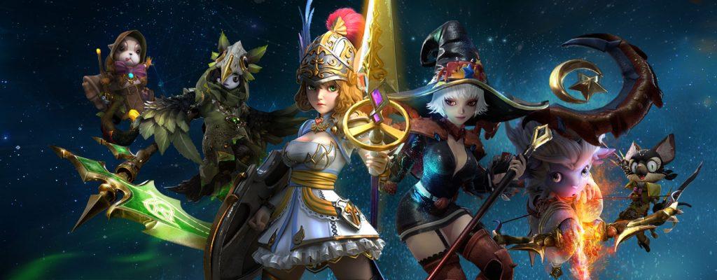 Astellia: Was kann das erste und vielleicht einzige große MMORPG aus 2019?