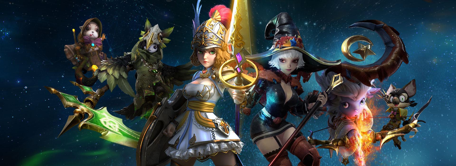 Astellia sagt: Wir heben uns mit den Astels von anderen MMORPGS ab – Aber was ist das?