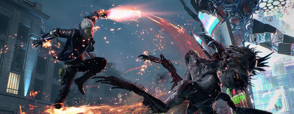 25 Prozent Rabatt auf Devil May Cry 5 – Angebote bei Gamesplanet