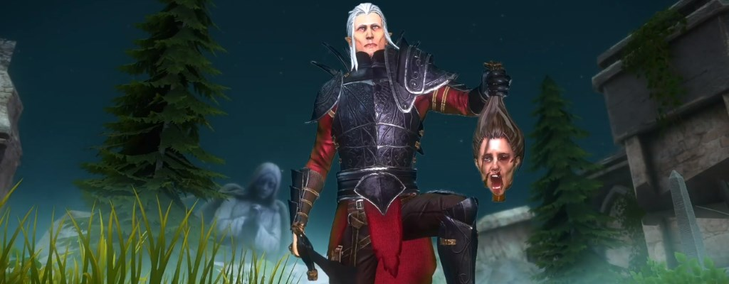 Im Koop-Action-RPG Deadhouse Sonata rettet ihr als Untoter die Welt