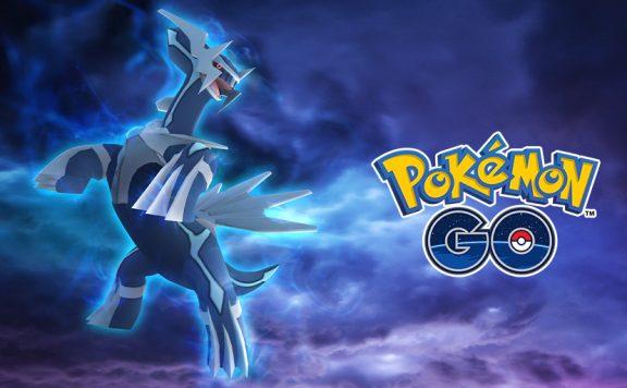 Dialga Pokémon GO