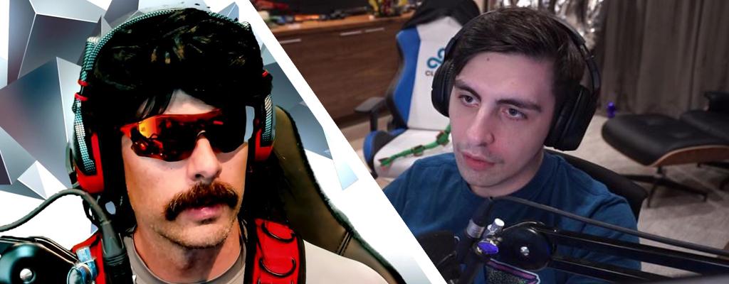 "Twitch Rivals fragt: ""Shroud oder DrDisrespect?"" – Dem Doc passt das Ergebnis nicht"