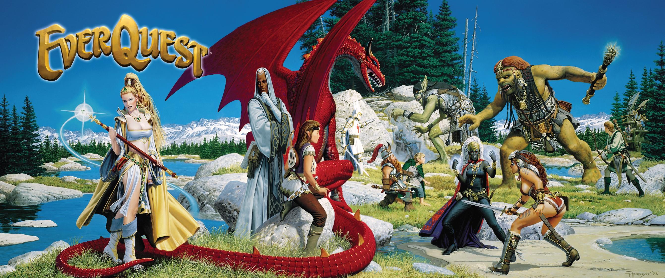 EverQuest braucht keine neuen Spieler, ist erfolgreicher als 2015