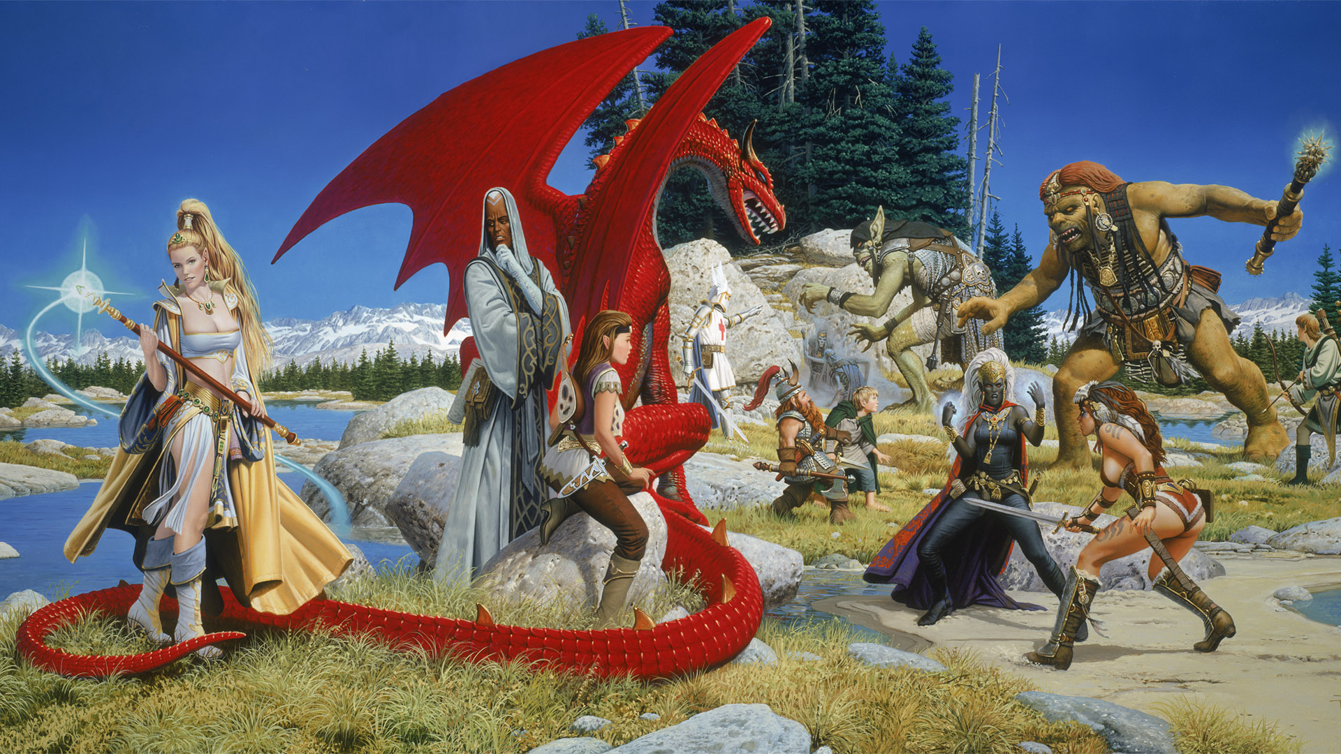 Everquest Artwork