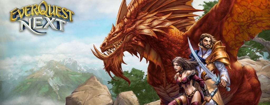 Neue Studios und MMOs für Teams von DCUO, Everquest, Planetside – Was ist mit H1Z1?