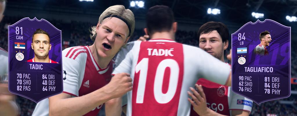 Nach Sieg über Real: FIFA-19-Spieler wollen Helden-Karten für Ajax-Kicker