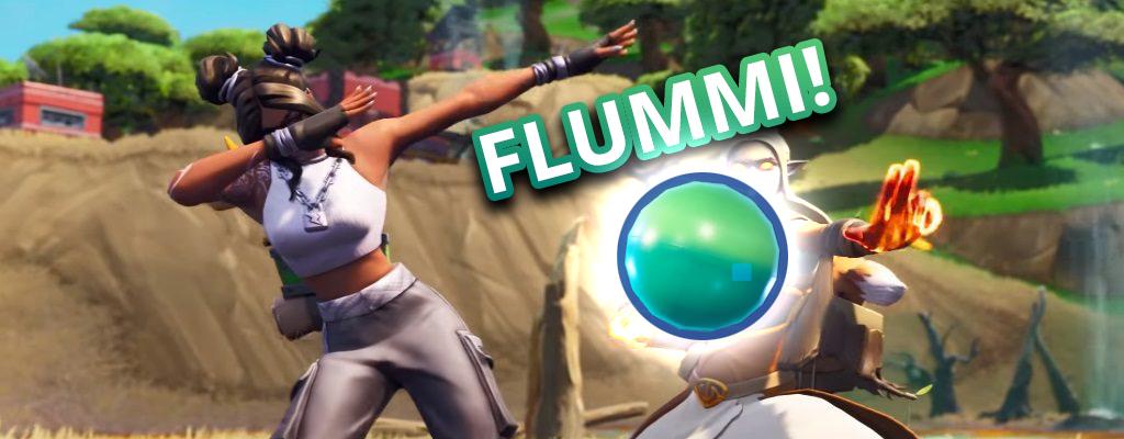 Fortnite: 15 Abpraller mit dem Flummispielzeug – So leicht geht's