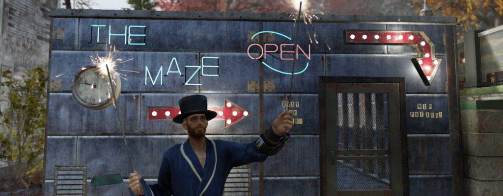 Wenn Ihr neu in Fallout 76 seid, geht lieber nicht in dieses C.A.M.P.