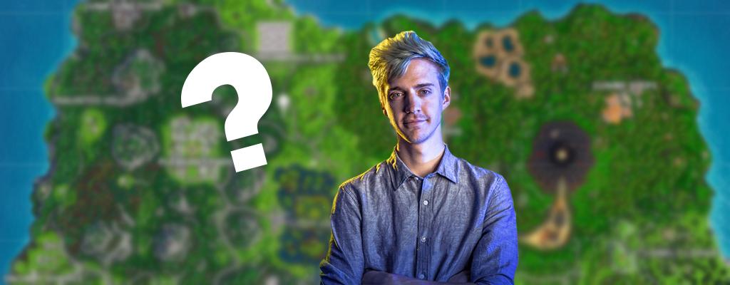 Ninja sagt: Fortnite kriegt neue Map – Samsung sagt: Nur eine Insel