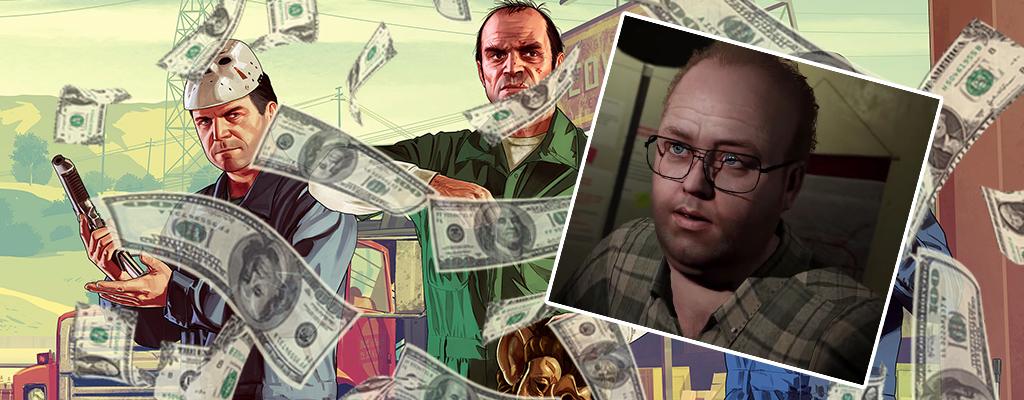 In GTA Online verdienten Spieler Millionen von Dollar wegen eines NPCs