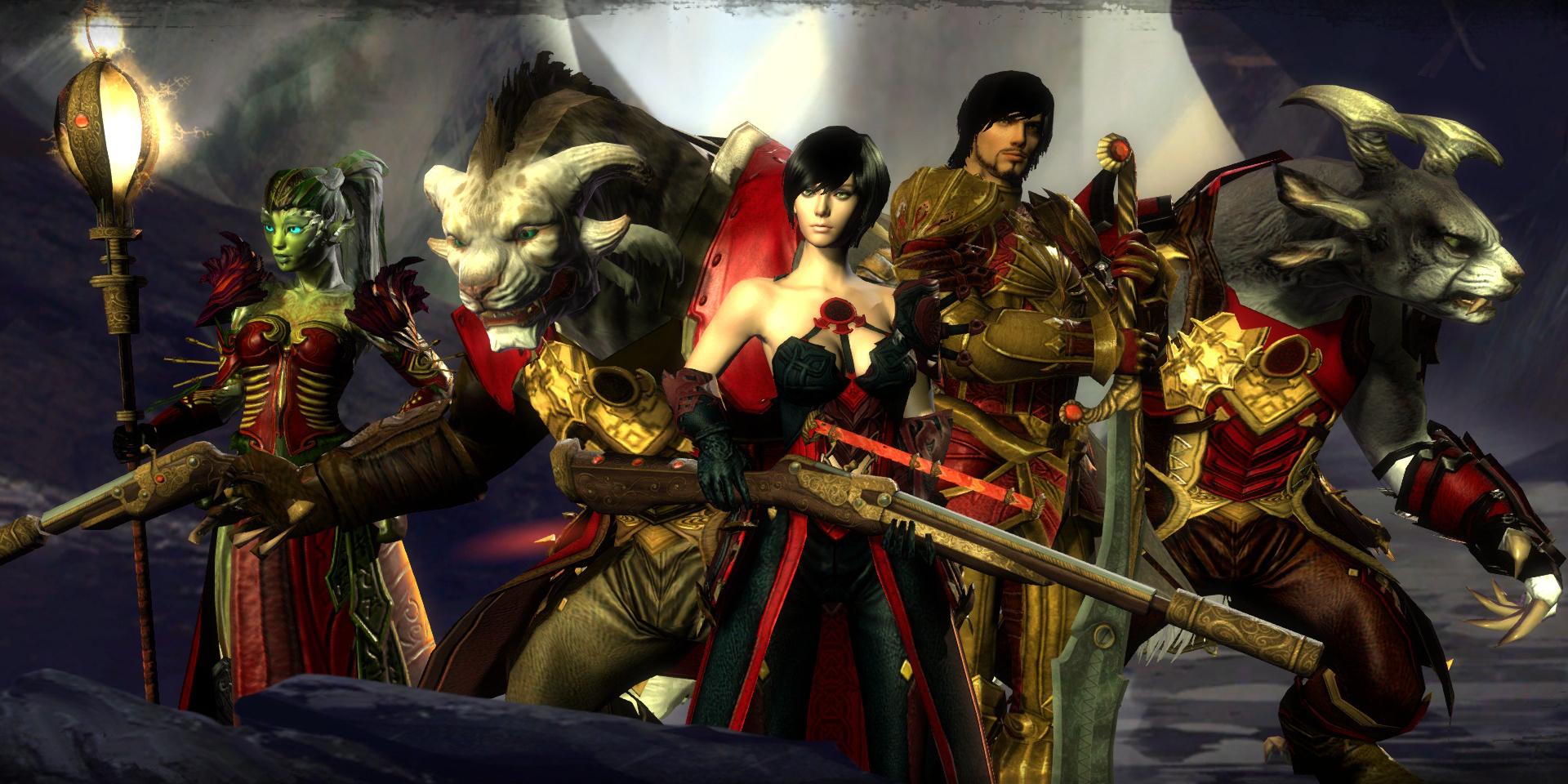 Hier entscheidet sich die Zukunft von Guild Wars 2 – Markiert es im Kalender