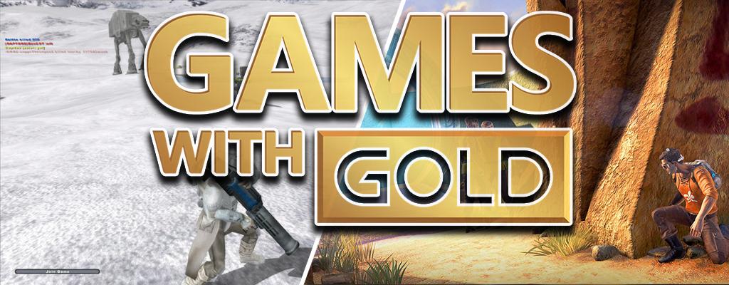 Games with Gold im April 2019 mit Tom Clancy und Star Wars