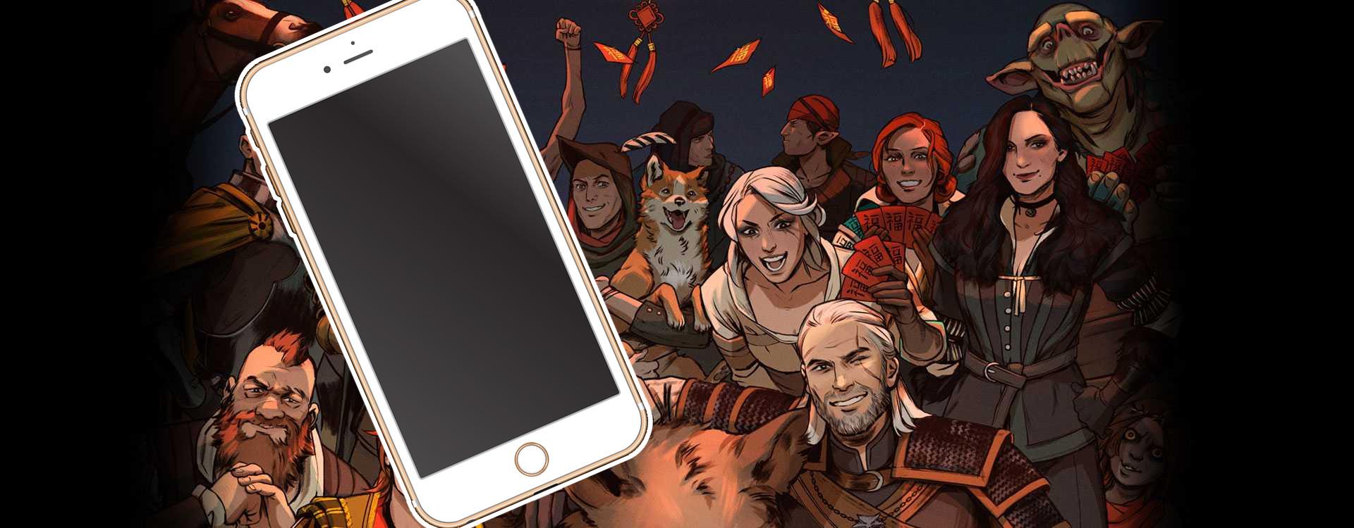 """GWENT, das """"Witcher-Hearthstone"""" kommt noch 2019 für iOS, Android später"""