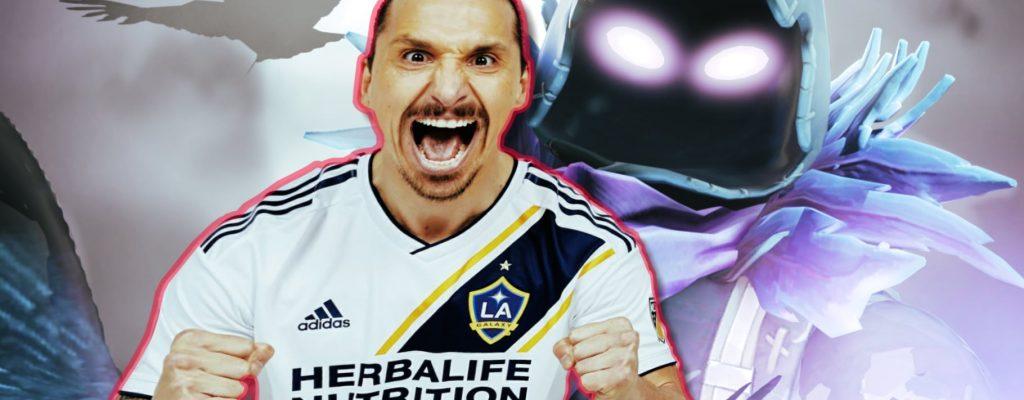 Sogar Zlatan Ibrahimović  findet den letzten Patch bei Fortnite mies