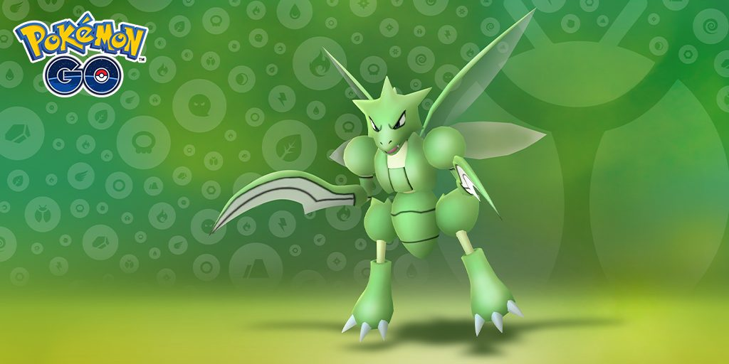Sichlor Pokémon GO